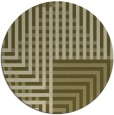 rug #1297051 | round light-green graphic rug