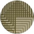 rug #1297053   round retro rug