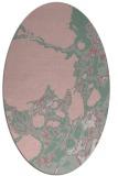 rug #1297929   oval abstract rug