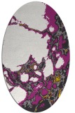 rug #1297998   oval abstract rug