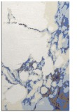 rug #1298471 |  blue abstract rug