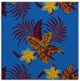 rug #1299307 | square blue natural rug