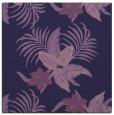 rug #1299371 | square blue-violet rug