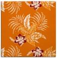 rug #1299491 | square orange natural rug