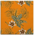 rug #1299635 | square light-orange popular rug