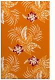 rug #1300227 |  orange natural rug