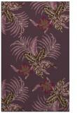 rug #1300255 |  purple popular rug