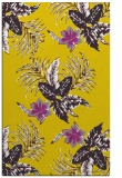 rug #1300339 |  yellow rug