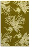 rug #1300351 |  light-green natural rug