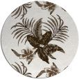 rug #1300695 | round beige natural rug