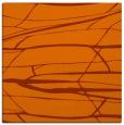 rug #1301391 | square red-orange natural rug