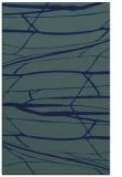 rug #1301891 |  blue-green natural rug