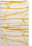rug #1302207 |  light-orange natural rug