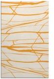 rug #1302215 |  light-orange natural rug