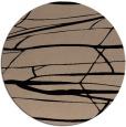 rug #1302231 | round beige natural rug