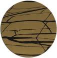 rug #1302247 | round black natural rug