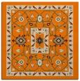 rug #1302955 | square beige traditional rug