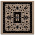 rug #1302967 | square beige borders rug