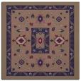 rug #1303059 | square beige traditional rug