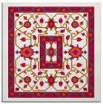 rug #1303071 | square red popular rug