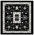 rug #1303103   square black borders rug