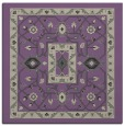 rug #1303143 | square purple traditional rug