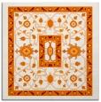 rug #1303171   square orange traditional rug