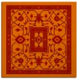 rug #1303219   square red traditional rug