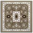 rug #1303271 | square beige traditional rug