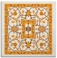 rug #1303319 | square white borders rug