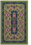 rug #1303735 |  green borders rug