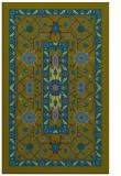rug #1303767 |  green borders rug