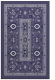 rug #1303779    blue-violet traditional rug