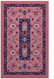 rug #1303783 |  pink borders rug