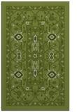 rug #1303819 |  green popular rug