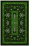 rug #1303835 |  light-green borders rug