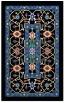 rug #1303895 |  black borders rug