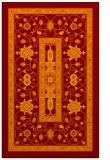 rug #1303903 |  orange borders rug
