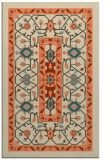 rug #1303911 |  orange traditional rug