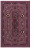 rug #1303935 |  purple traditional rug