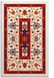 rug #1303951 |  red borders rug