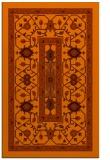 rug #1303967    red-orange borders rug