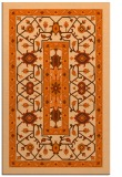 rug #1303971 |  red-orange traditional rug