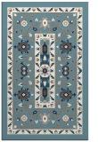 rug #1304003 |  blue-green traditional rug