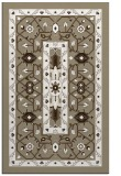 rug #1304007 |  beige traditional rug