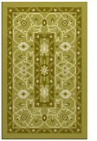 rug #1304031 |  light-green borders rug
