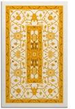 rug #1304047 |  light-orange borders rug