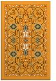 rug #1304051    light-orange traditional rug