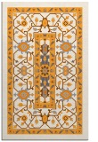 rug #1304055 |  light-orange borders rug