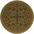 rug #1304081 | round traditional rug